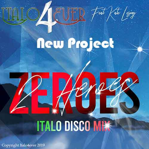 Started new Italo Disco project !