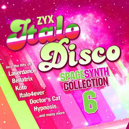 ZYX italo disco spacesynth collection Vol.6