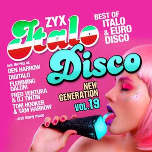 Italo4ever on ZYX Italo Disco New Generation Vol.19